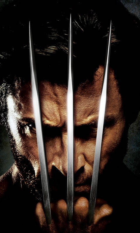 X-Men Wolverine Mobile Phone Wallpaper | 480-800 HD Wallpapers  X Men 2 Movie Wallpaper