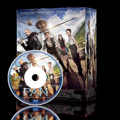 Peter Pan (Viaje a Nunca Jamás) 2015
