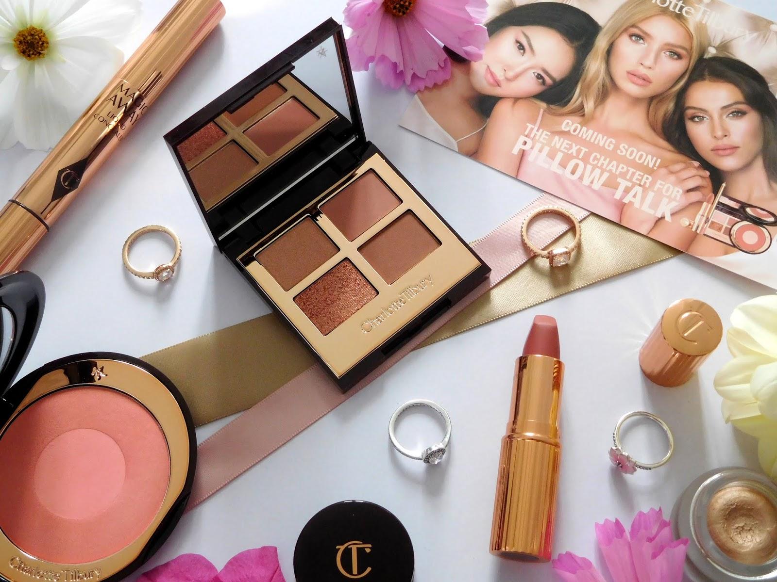 charlotte tilbury eyeshadow palette in