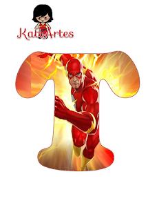 Alfabeto de Flash.