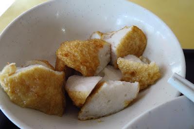 Khin Kee Fishball, fish cake