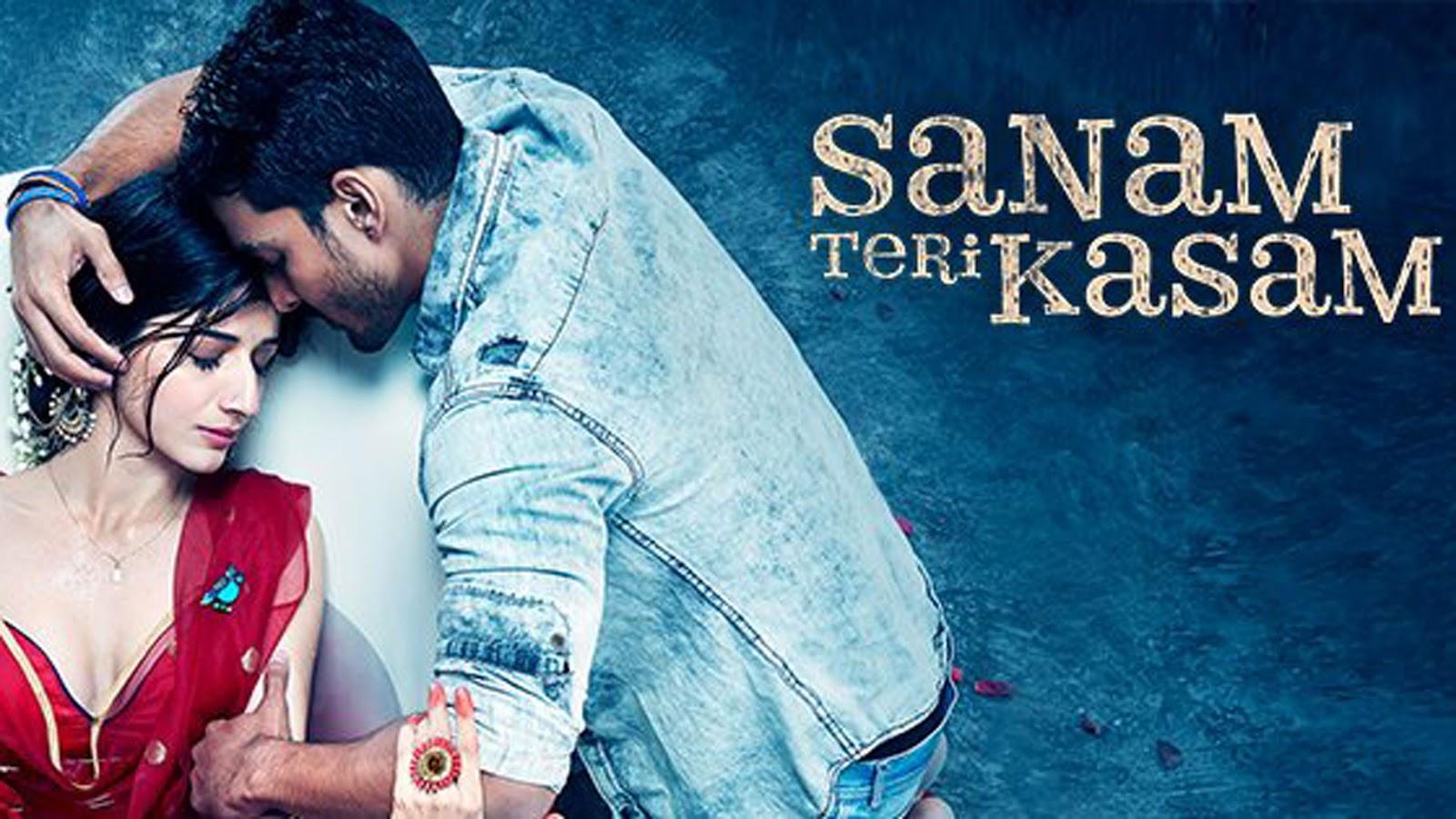 movie download 2016 sanam teri kasam