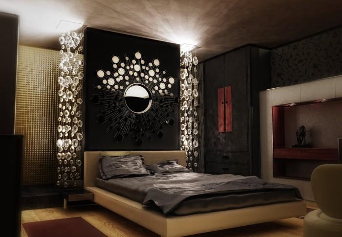 Dormitorio moderno y elegante dormitorios con estilo for Habitaciones originales para adultos