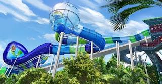 Aquatica New Slide Plans