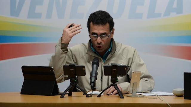 Capriles culpa a Maduro por la muerte de un preso opositor