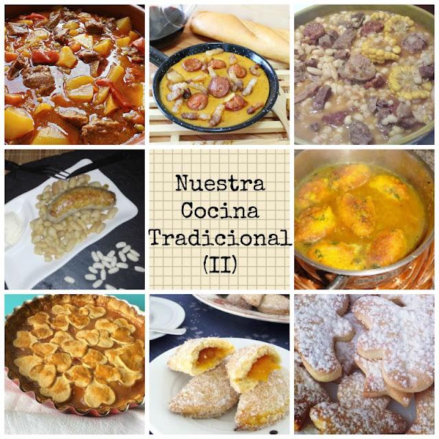 Nuestra cocina tradicional 1 cocina for Cocina tradicional espanola