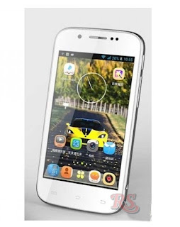 Download Vodafone P600-A Stock ROM