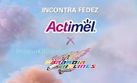 Logo Con Actimel incontri Fedez: scopri i dettagli del concorso Danone