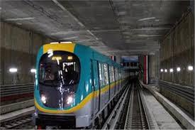 الخط الجديد للمترو, محطتى مترو النزهة وهشام بركات, مترو الانفاق,