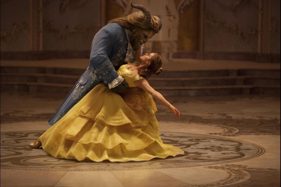 Piękna i Bestia - Ładna ona, brzydki on, a taka piękna miłość