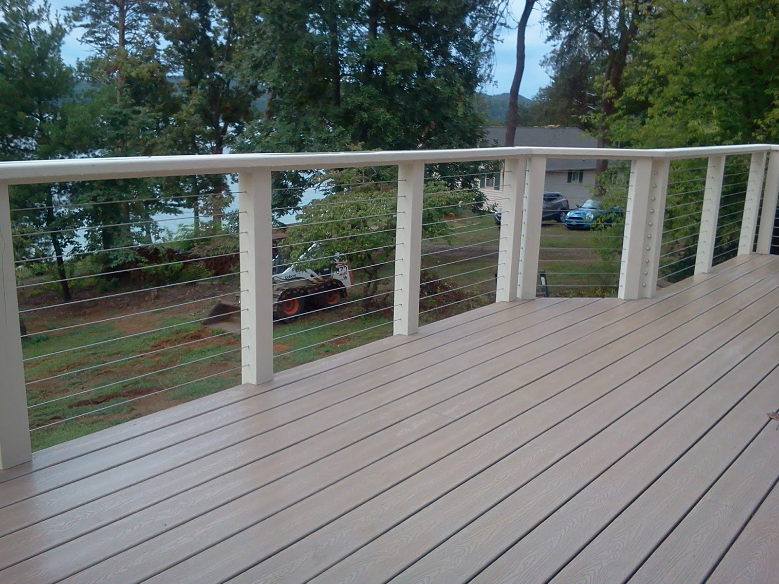 Go Danko, Go!: Guest Blog: Wood vs Composite Decks