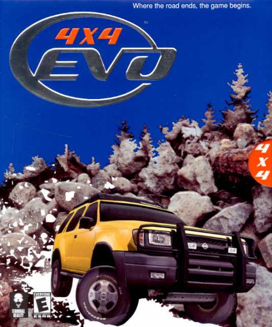 Descargar 4×4 Evolution 1 [PC] [Full] [1 Link] Gratis [MEGA-DepositFiles-4Shared-MediaFire]