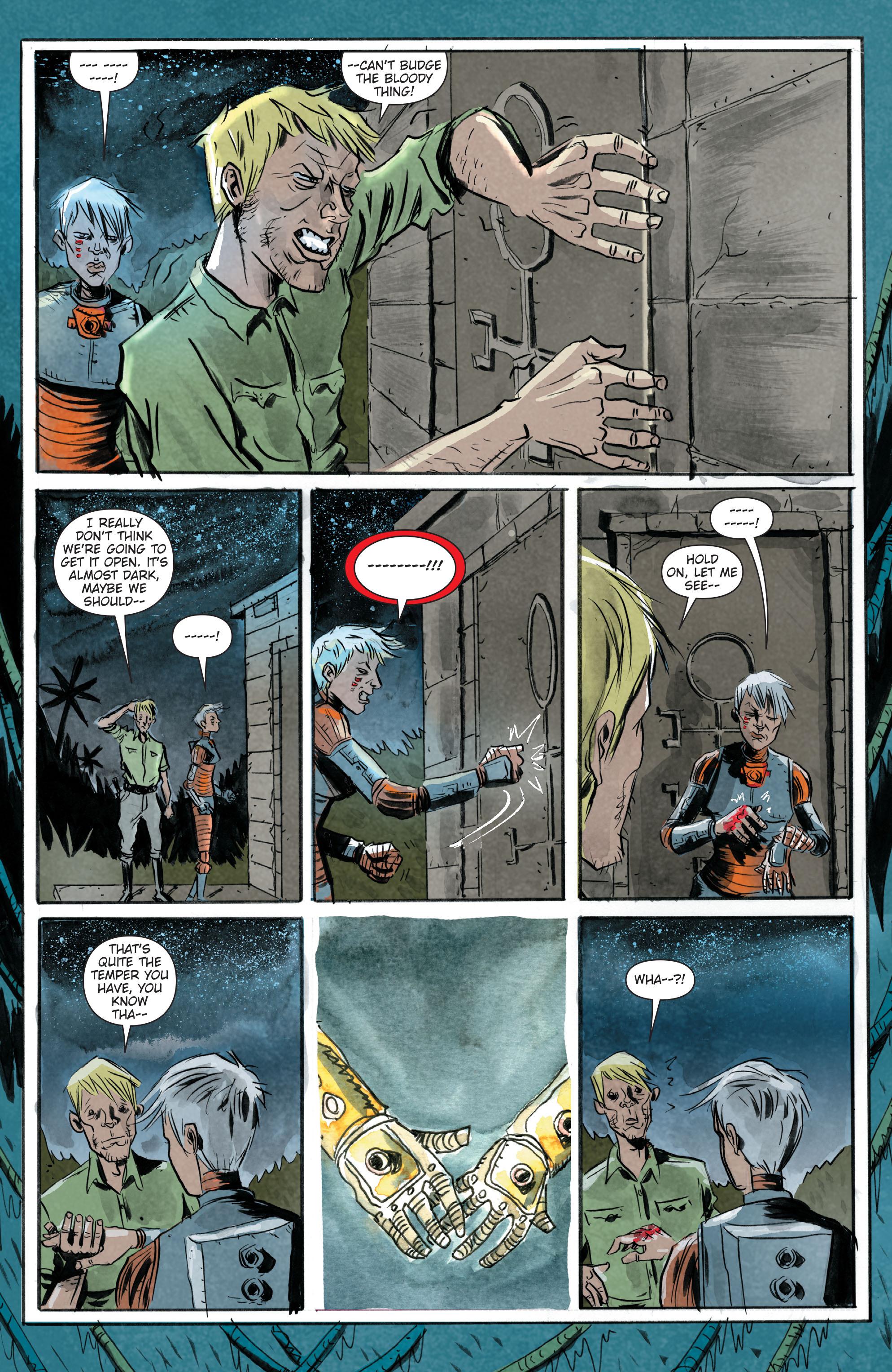 Read online Trillium comic -  Issue # TPB - 41