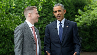 Rapper Macklemore and POTUS Discuss The Dangers of Drug Addiction