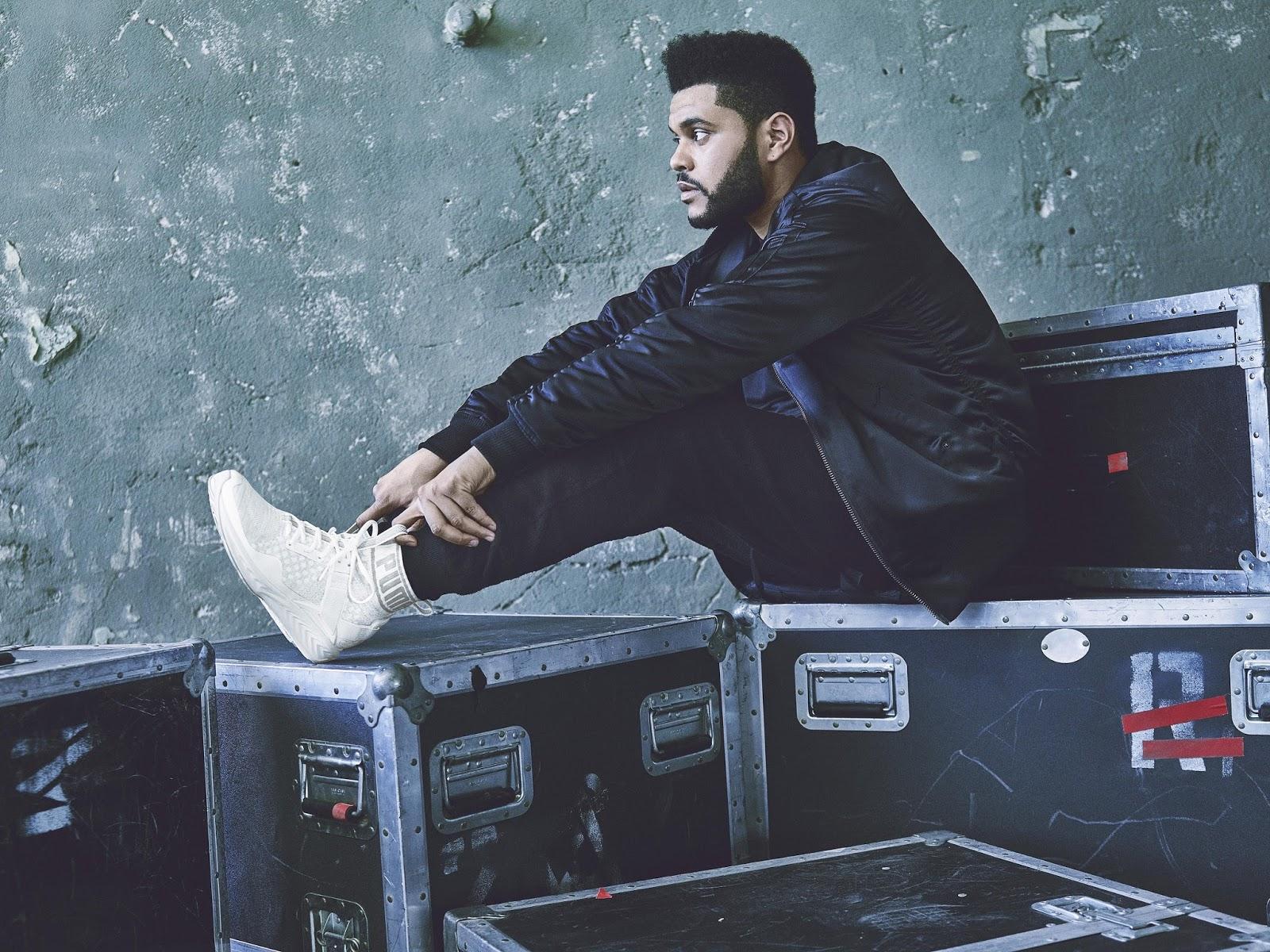 PUMA mit The Weeknd x Run the Streets | Sneaker | Puma