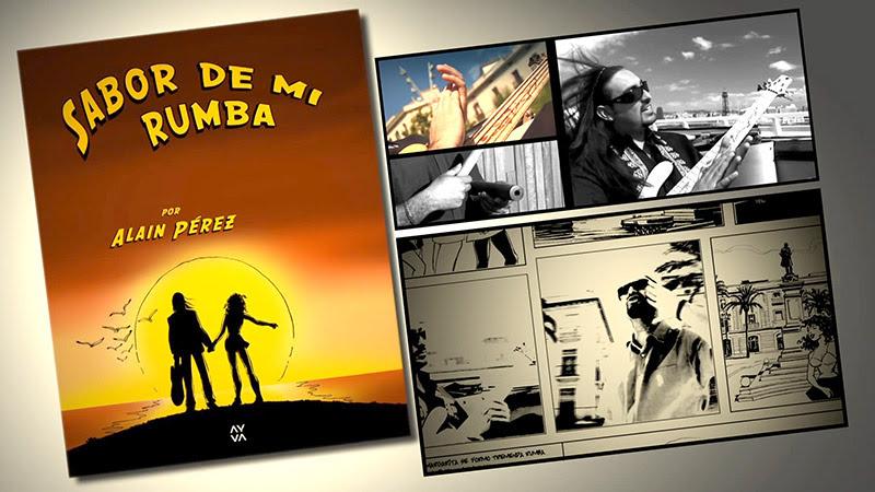 Alain Pérez - ¨Sabor de mi Rumba¨ - Videoclip. Portal Del Vídeo Clip Cubano - 01