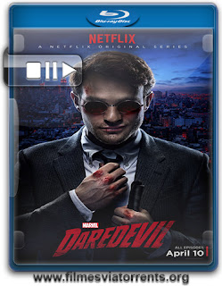 Demolidor (Daredevil) 1ª Temporada Completa Torrent - BluRay Rip 720p Dual Áudio 5.1 (2015)