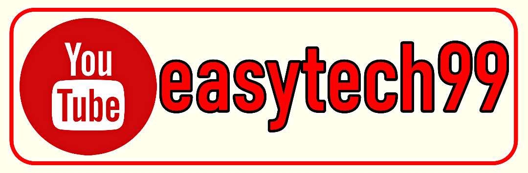 Welcome To Our Channel easytech99