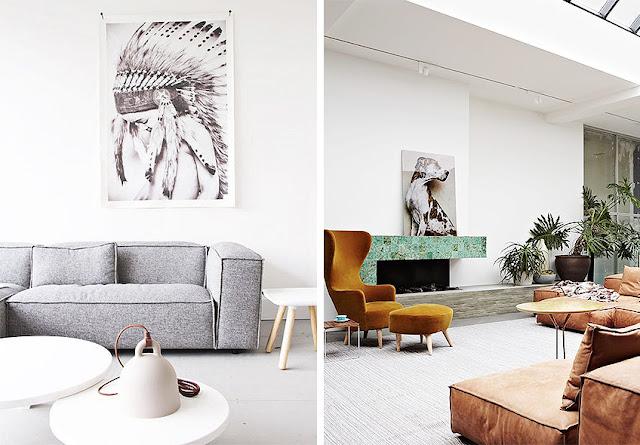 Tendencias: muebles de diseño italiano