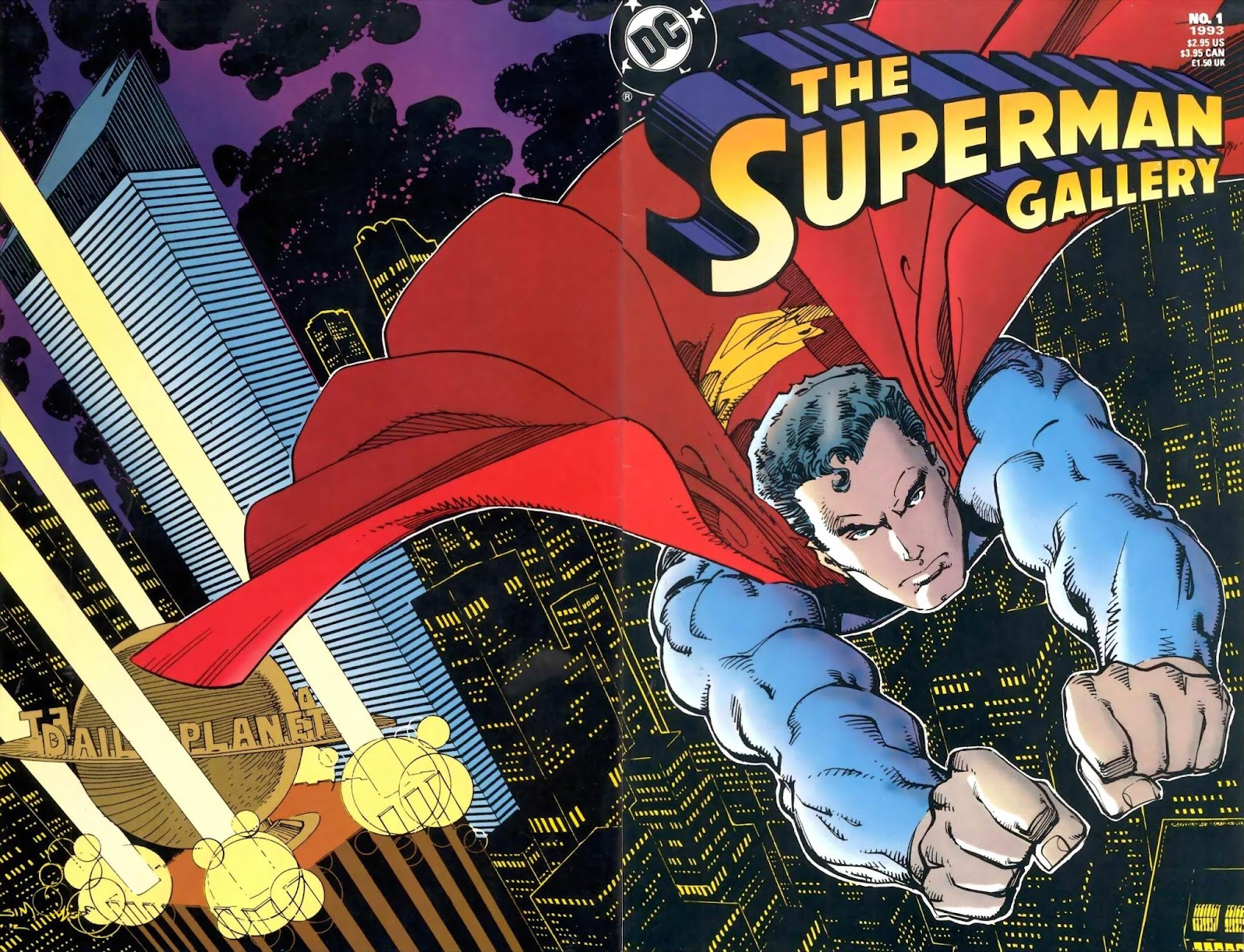 The Superman Gallery Full Page 1