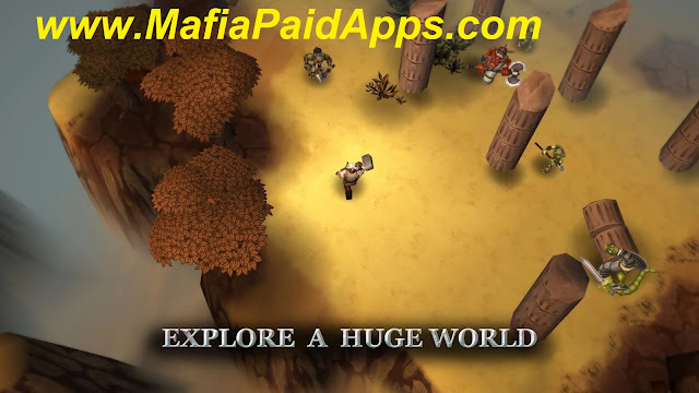 Runic Rampage - Hack and Slash RPG Mod APK MafiaPaidApps