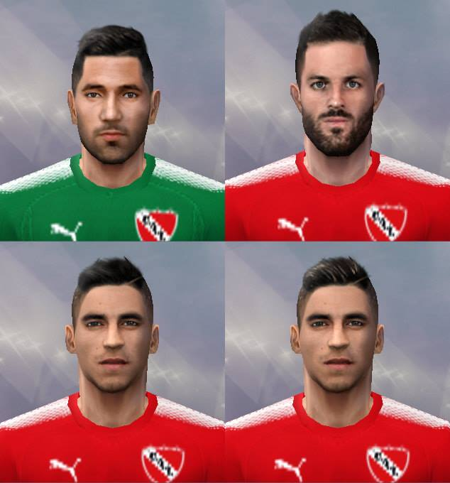 Ultigamerz Pes 2010 Pes 2011 Face: Ultigamerz: PES 6 Independiente De Avellaneda Face-Pack 2018