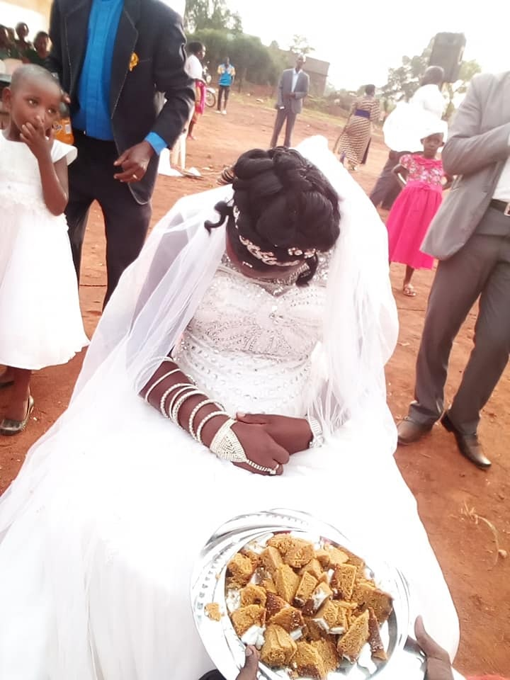 forc%2B12 - WOMAN shocks people at wedding, she looks so sad on the big day, Was she forced?(VIRAL PHOTOs).