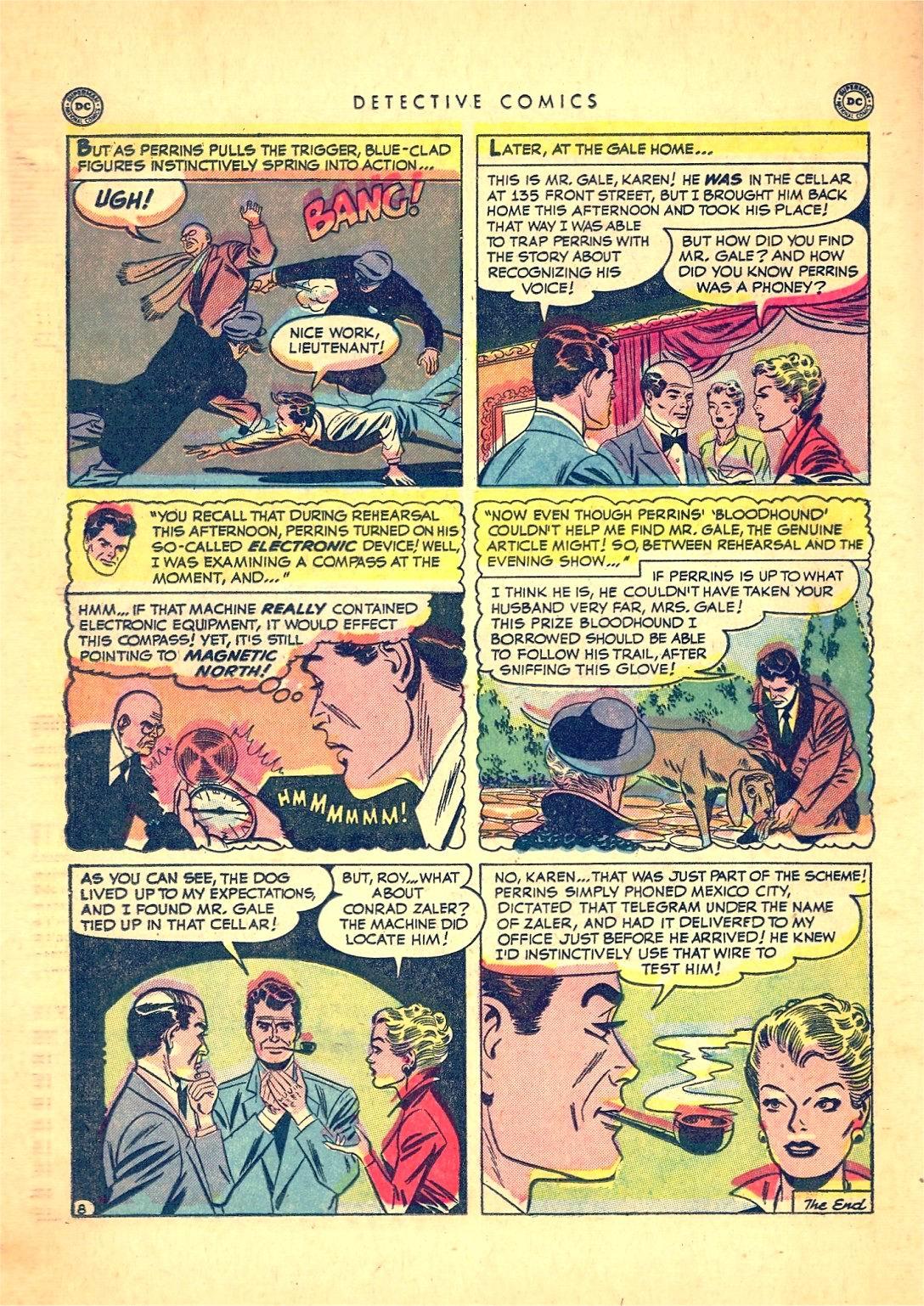 Read online Detective Comics (1937) comic -  Issue #166 - 24