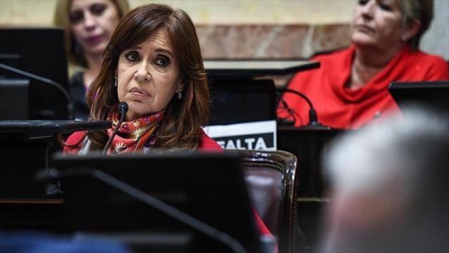 Cristina Fernández permite registrar sus casas para acabar con 'show' judicial