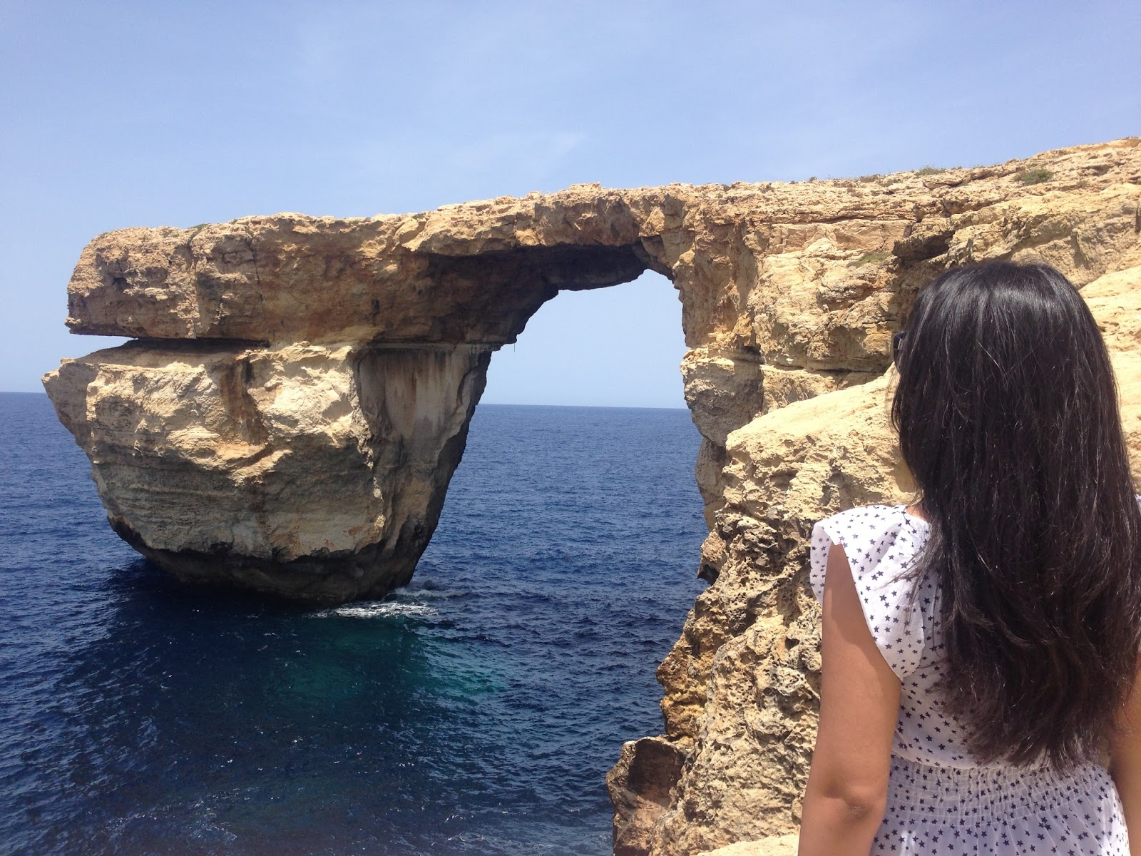 Azure Window - Visit Malta
