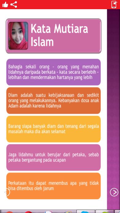 Kata Mutiara Islam, Gratis Aplikasi Android