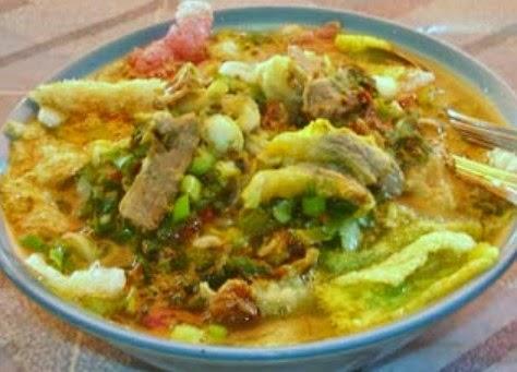 resep soto daging
