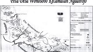 Tentang Desa Wonosobo Ngadirojo Pacitan