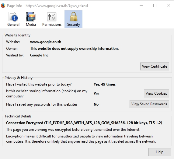 CURL วิธีหา ciphers suites TLS | Low Code Development