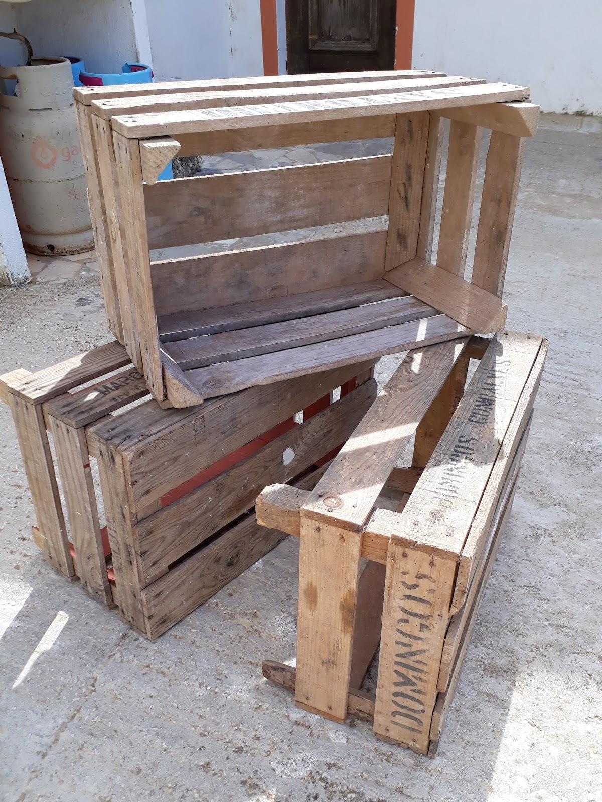 Obstkisten Holz Baumarkt Fkh