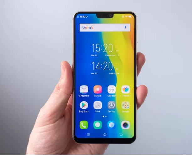 Vivo V9 Launched With a Notch