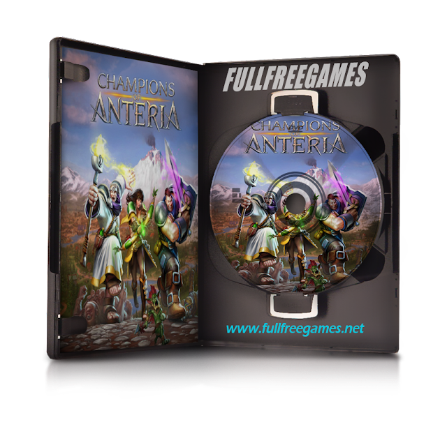 Champions of Anteria Free Download Full Version