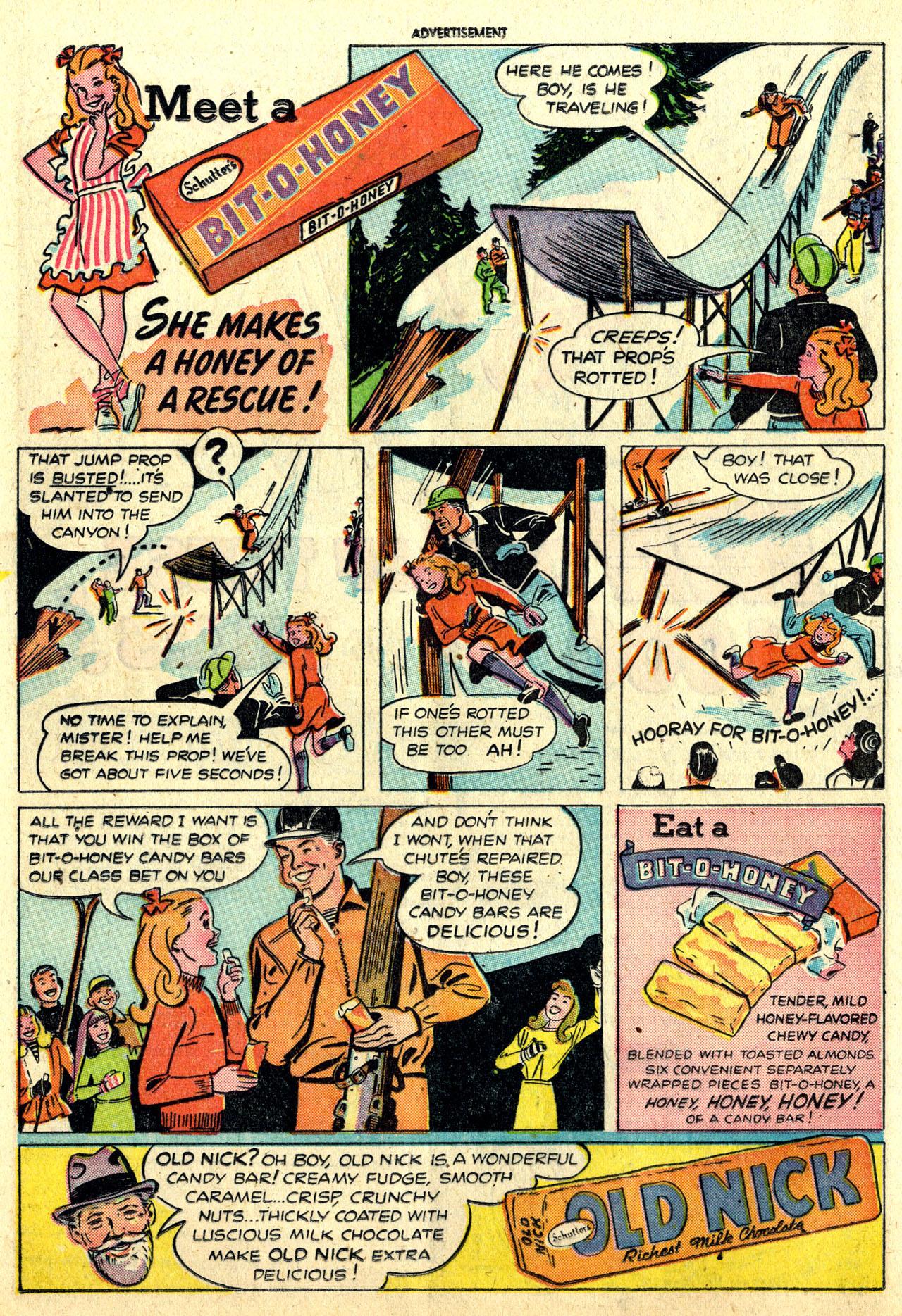 Read online Detective Comics (1937) comic -  Issue #133 - 16