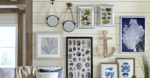 Living Room Decor Inspiration From Wayfairs Coastal