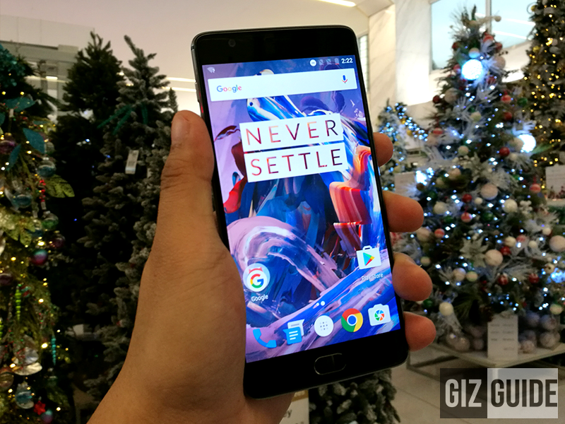 Rumor: OnePlus 3T With Snapdragon 821 And 16 MP Sony IMX398 To Launch This November 14