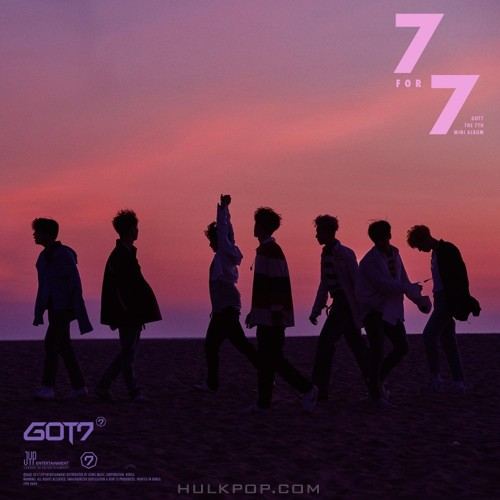 GOT7 – 7 for 7 – EP (ITUNES PLUS AAC M4A)