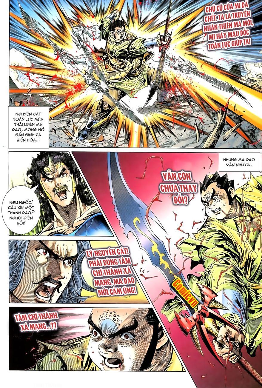 Đại Đường Uy Long chapter 79 trang 29
