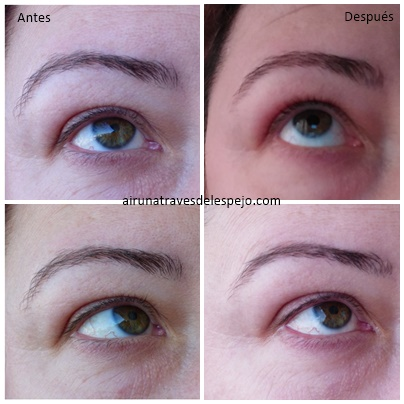 resultados clinically proven lash serum loreal