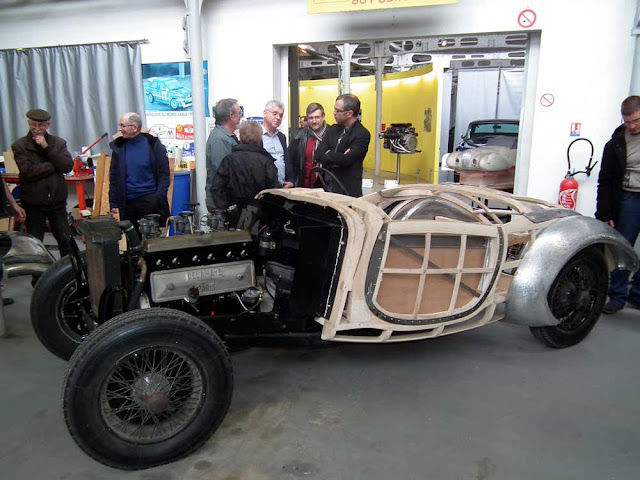 Days on the claise m tiers d 39 art for Garage automobile chatellerault