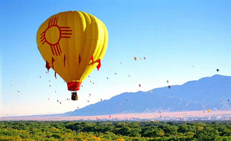 Destination Inspiration, Albuquerque