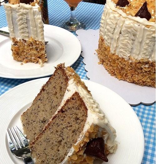 Cara Membuat Resep Cake Pisang Yang Lembut - naresep.com