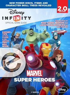 Disney Infinity 2.0: Marvel Super Heroes Cover