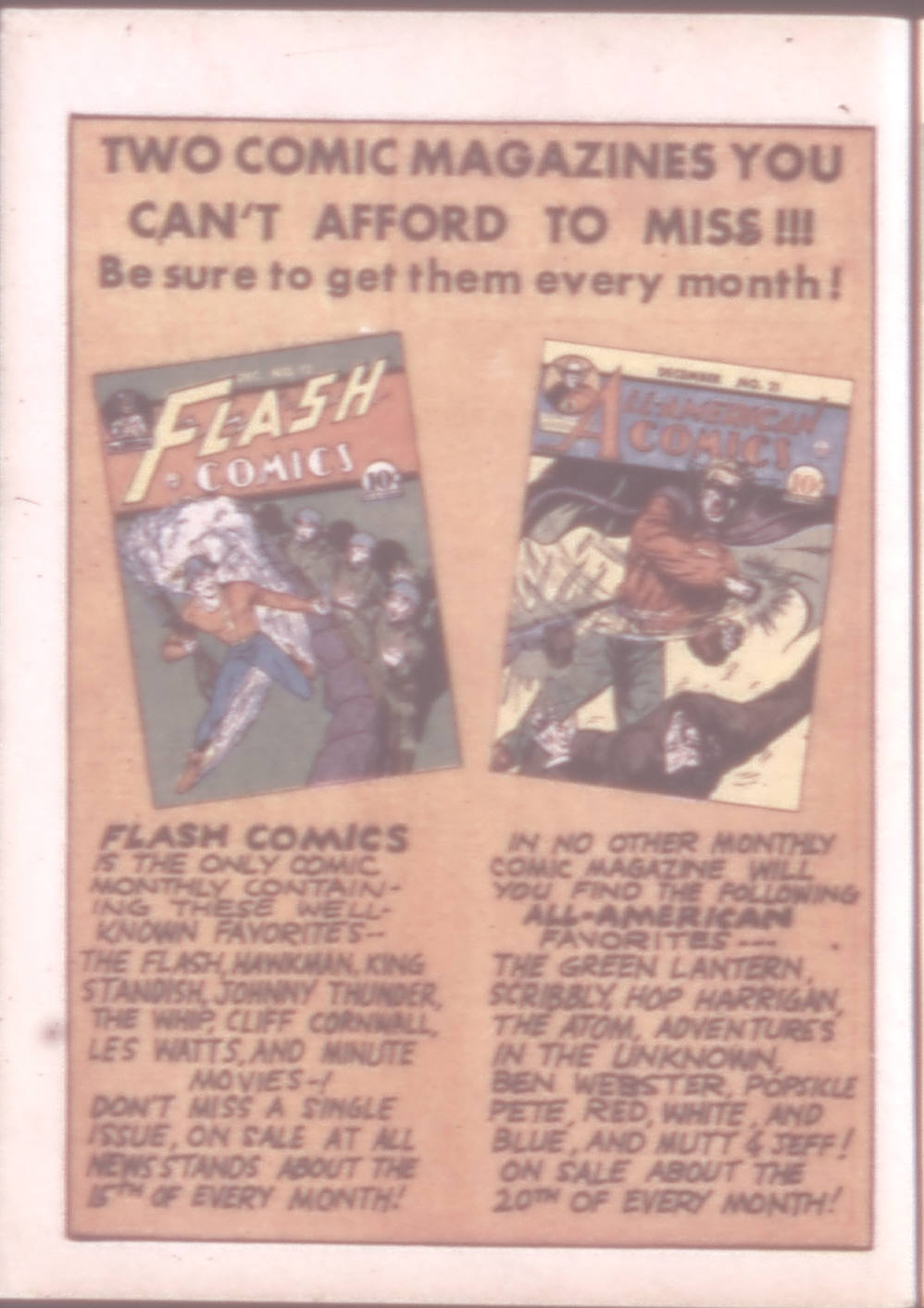 Read online All-American Comics (1939) comic -  Issue #21 - 47