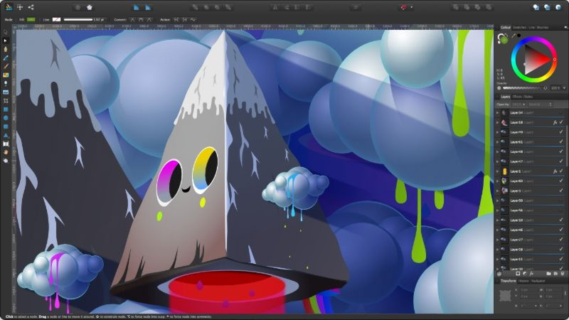 Affinity Designer Vector art & design