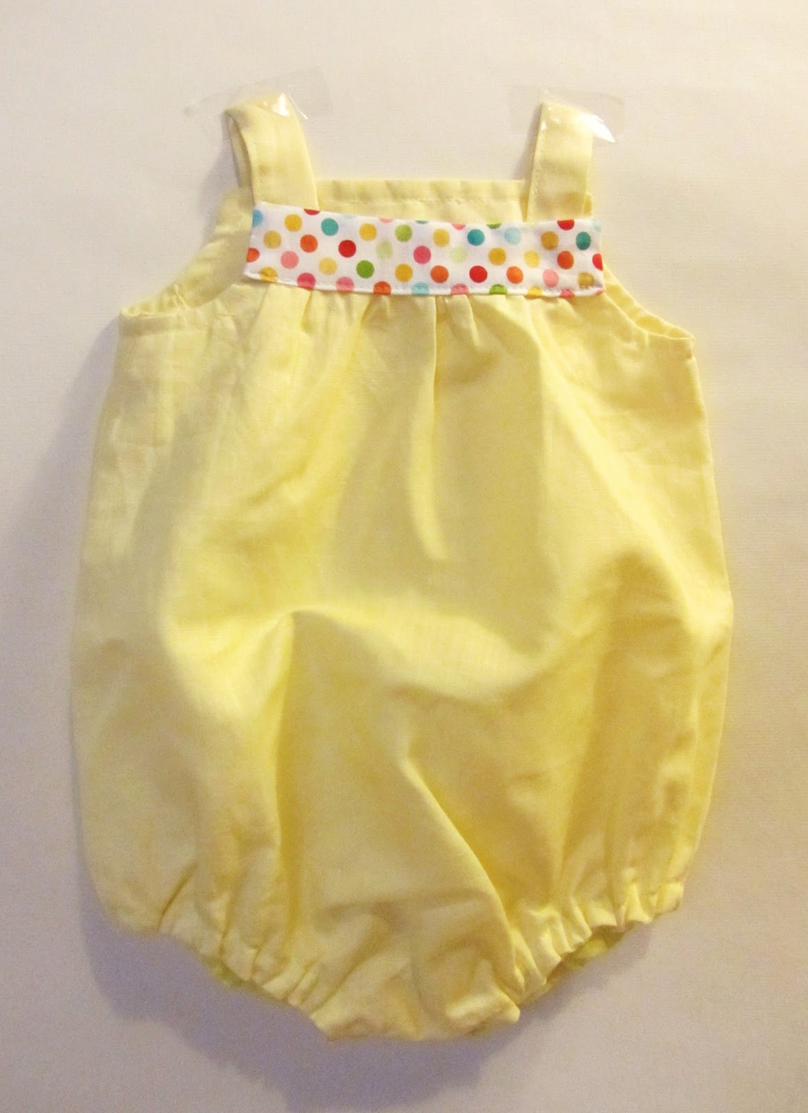 Top La sciarpa che canta: Come cucire un pagliaccetto per neonato  FR63